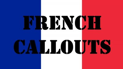 French Callouts