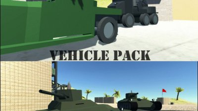 Project Estros: Vehicle Pack