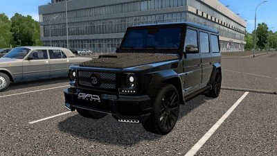 Mercedes-Benz G65 GAD Motors 1000hp