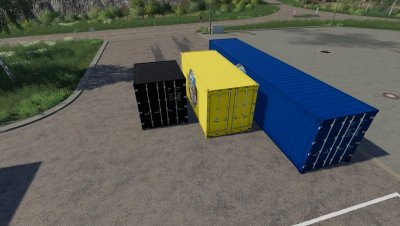 ATC Container Pack
