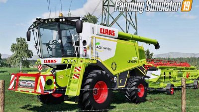 Claas Lexion 600 Series