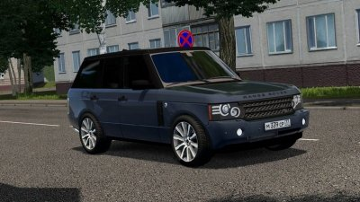 Rover Range Rover Supercharged 2008