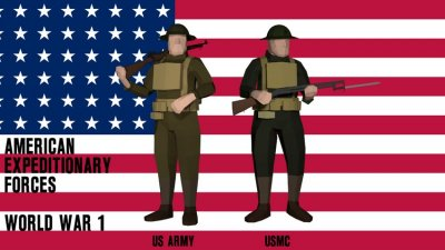 American Expeditionary Forces [Project RF1]