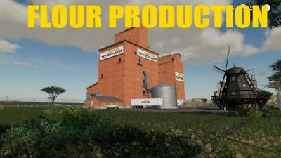 Flour Production