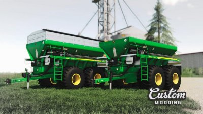 John Deere DN345/New Leader NL345