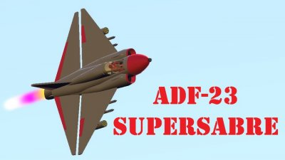 ADF-23 Supersabre