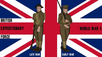 British Expeditionary Force [Project RF1]
