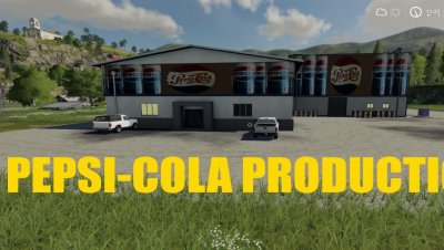 PepsiCola Production