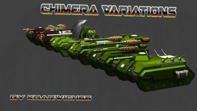 Chimera Variations Pack