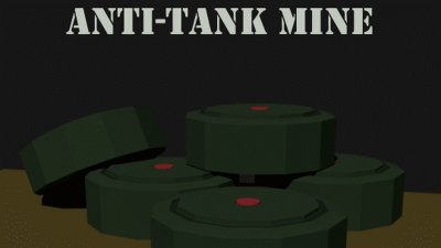Anti-Tank Mine (Vanilla+)