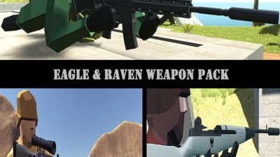 Eagle & Raven Weapon Pack