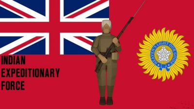 Indian Expeditionary Forces [Project RF1]
