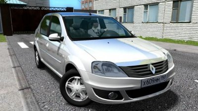 Renault Logan Light Tuning