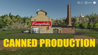 Canned Prodaction Factory
