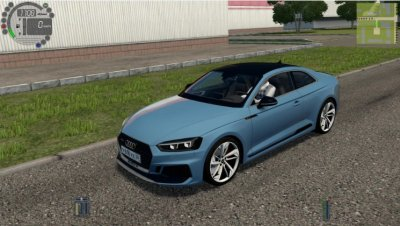 Подробнее о Audi RS5 Coupe для City Car Driving