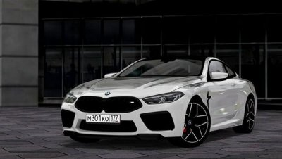 BMW M8 F92 Coupe 2020