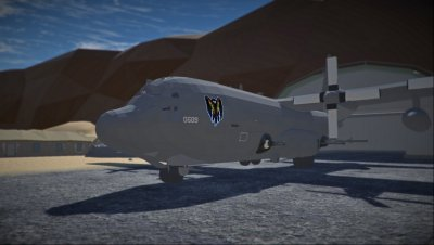 AC-130 (Spec Ops Project)