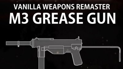 The greatest grease gun remake ever