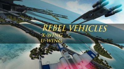 [SWP] Rebel Vehicles