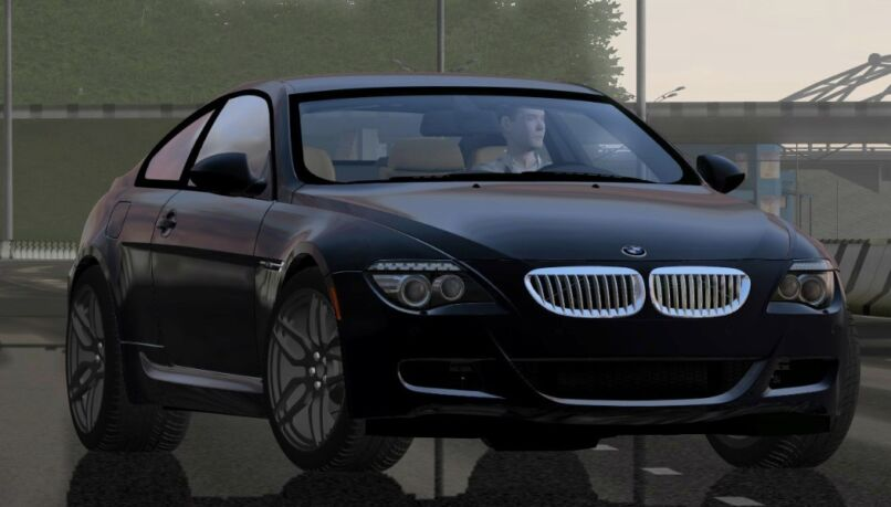 BMW M6 G-Power Hurricane RR