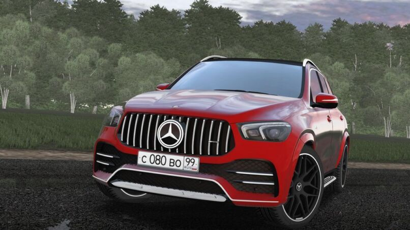 2019 Mercedes-AMG GLE 53 4MATIC