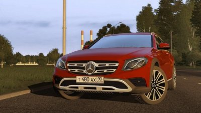 Mercedes-Benz E400d All-Terrain