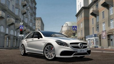 2015 Mercedes-Benz CLS 63 AMG 4Matic