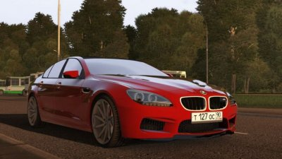 BMW Gran Coupe M6 (f06)