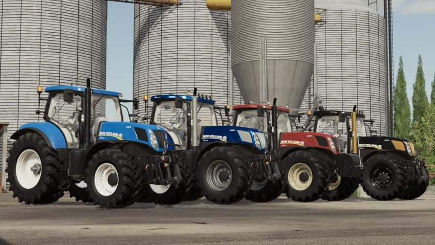 New Holland T7 AC Series