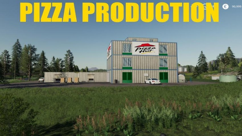Pizza Production