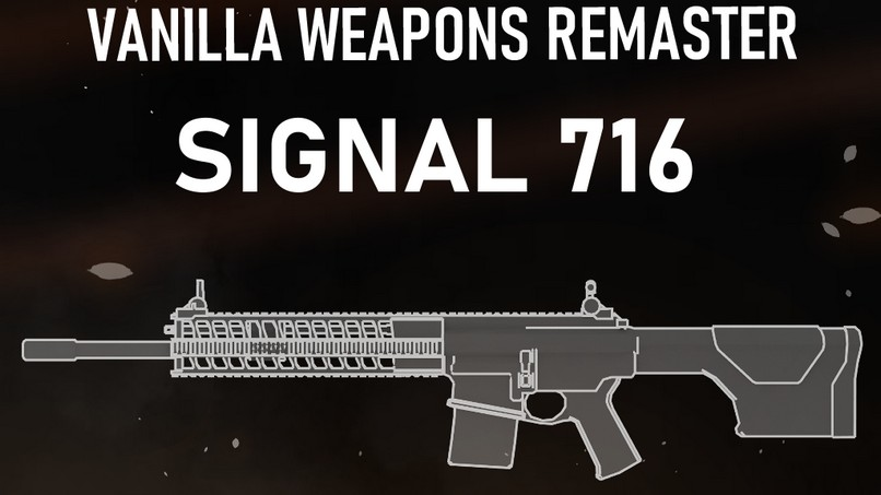 The greatest signal dmr remake ever