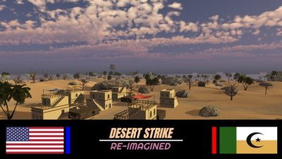 Desert Strike: Re-imagined