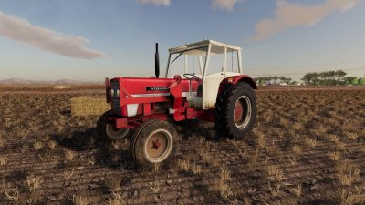 International Harvester 624