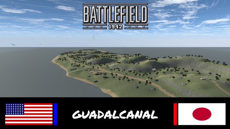 Guadalcanal (From Battlefield 1942)