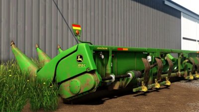 John Deere Corn Headers
