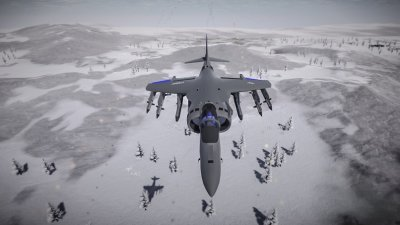 Подробнее о Мод AV-8B Harrier II VTOL для Ravenfield